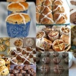 So Many Fabulous Gluten-Free Hot Cross Bun Recipes--Just Gluten Free, Grain Free, Vegan, Paleo, and More! [featured on GlutenFreeEasily.com]