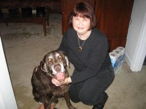 Ann McCormack, Clairborne, pets