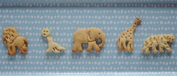 Animal Crackers from GF Jules