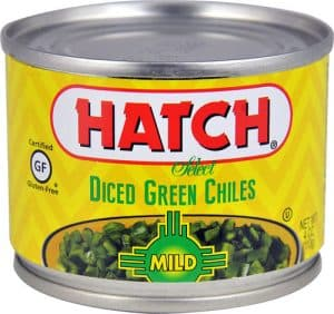 Hatch Farms Diced Green Chiles Mild