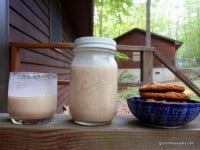 gluten free, dairy free, almond milk, beverage, almond butter, how to make almond milk, Shirley Braden, gluten free easily