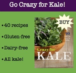 Crazy for Kale Cookbook