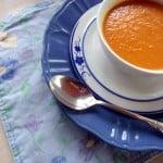 Roasted Veggie Soup