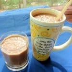 Chocolate Milkshake (Dairy Free, Vegan)