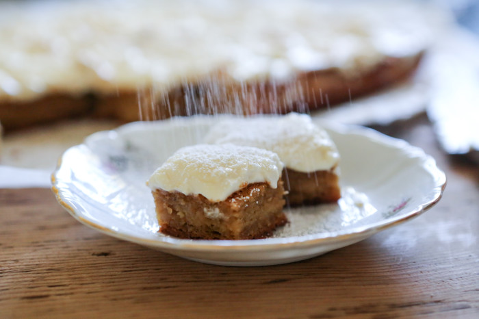 Grain Free Gooey Butter Cake
