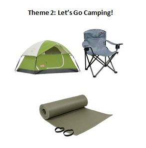 gluten free summer camp, Rudi's Gluten-Free Bakery, Happy Camper Contest, Let's Go Camping giveaway