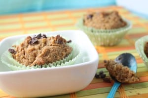 Banana Chocolate Chip Muffins Tessa Domestic Diva