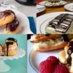 Homemade Gluten-Free Chocolate Eclair Recipes for National Chocolate Eclair Day