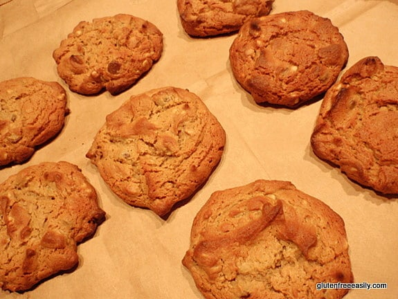 Fluffy-Puffy-Almond-Butter-Cookies-Cooling-Gluten-Free-Easily