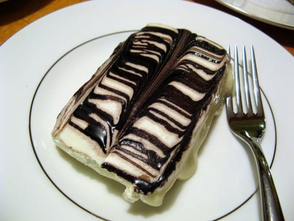 Homemade Gluten-Free Chocolate Eclair Cake from No Gluten, No Problem