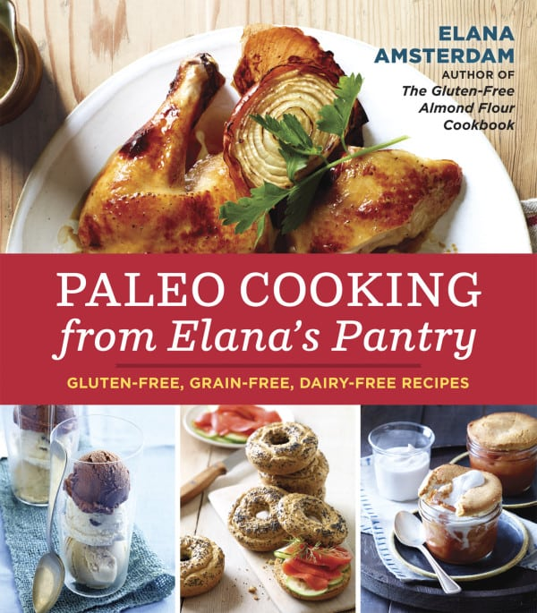 paleo cooking, paleo cooking from Elana's Pantry, Elana Amsterdam, paleo bread, gluten-free bread, grain-free bread, flourless brownies, flourless nut-free brownies