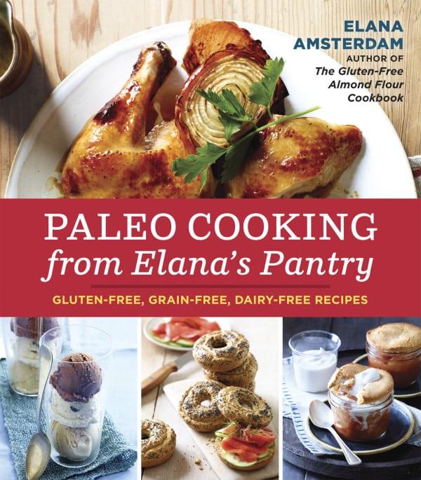 paleo cooking, paleo cooking from Elana's Pantry, Elana Amsterdam, paleo bread, gluten-free bread, grain-free bread, flourless brownies, flourless nut-free brownies