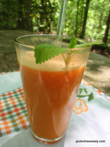 V-8 Splash Tropical Blend, recipe, beverage, healthy juice blend