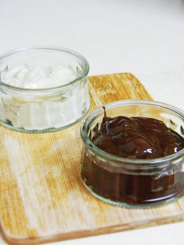 Chocolate Pudding from Z's Cup of Tea [featured on AllGlutenFreeDesserts.com]