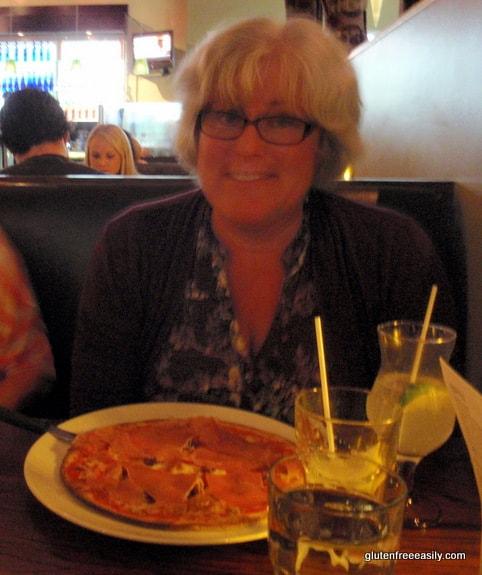 Il Fornello, gluten-free pizza, Ontario, Toronto