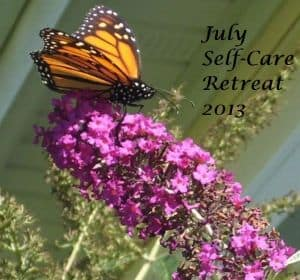July Self-Care Retreat