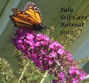 July Self-Care Retreat