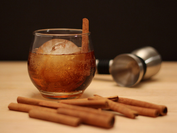 Gluten-Free Rum and Root Beer Cocktail from Cookistry [Featured on AllGlutenFreeDesserts.com]