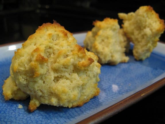 Biscuits from No Gluten, No Problem [featured on GlutenFreeEasily.com]