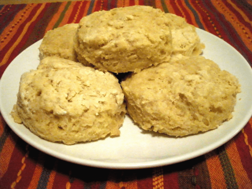 Gluten-Free Cut-out Biscuits from The Gluten-Free Homemaker [featured on GlutenFreeEasily.com]