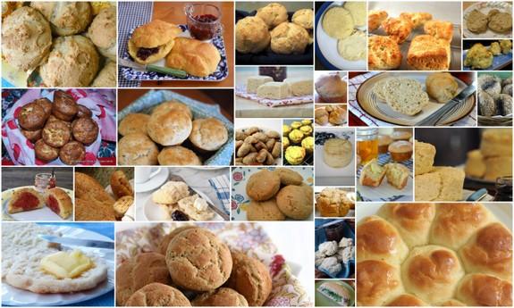best gluten-free bread recipes, top gluten-free bread recipes, best gluten-free biscuits, best gluten-free rolls, cream biscuits, Bountiful Bread Basket, recipe, gluten free easily,