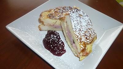 Gluten-Free Monte Cristo Sandwich