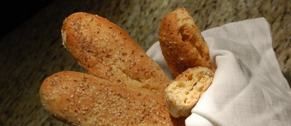 Gluten-Free Rolls or Breadsticks from GF Jules [featured on GlutenFreeEasily.com]