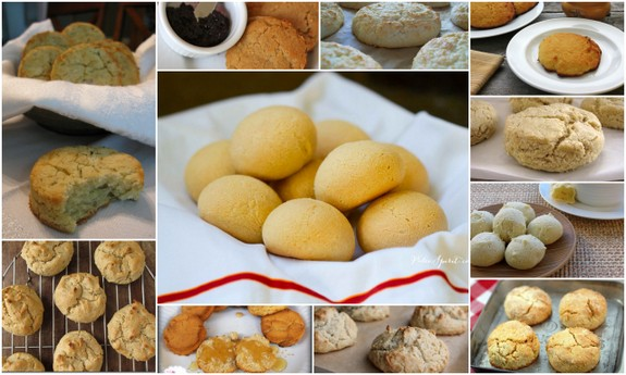 Best Gluten-Free Biscuit Recipes and Gluten-Free Roll Recipes. Part of A Bountiful Bread Basket series--all of the best gluten-free bread recipes. Featured on Gluten Free Easily.