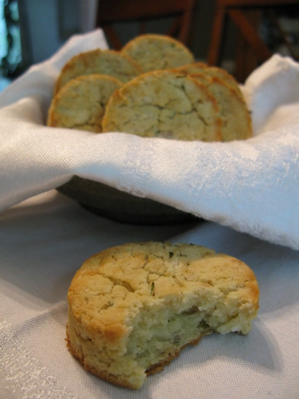 Nut-Free Paleo Biscuits from The Paleo Mom [featured on GlutenFreeEasily.com]