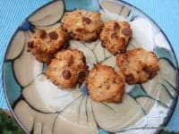gluten-free chocolate chip cookies, grain-free chocolate chip cookies, gluten free, grain free, dairy free, paleo, primal, cookies, dessert, recipe, gluten free easily