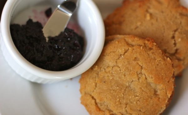 Paleo Honey Biscuits from Against All Grain [featured on GlutenFreeEasily.com]