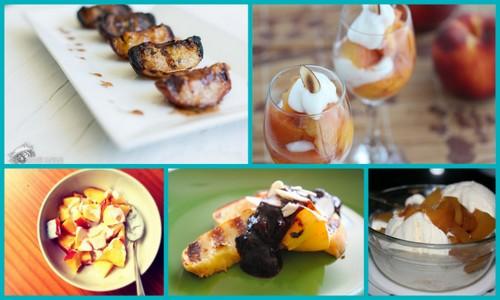 Other Simple Gluten-Free Peach Dessert Recipes [featured on AllGlutenFreeDesserts.com]