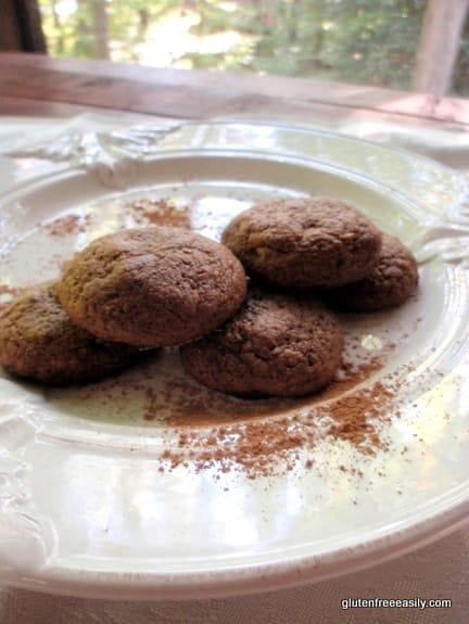 Gluten-Free Flourless Chocolate Cookies Gluten Free Easily Dairy Free