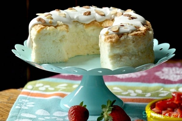 Gluten-Free Angel Food Cake from GF Jules