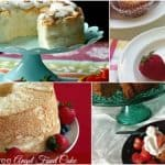Gluten-Free Angel Food Cake Recipes. Your choice. There's even a grain-free angel food cake included here. [featured on GlutenFreeEasily.com]