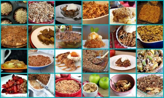 Gluten-Free Apple Crisp Recipes from All Gluten-Free Desserts
