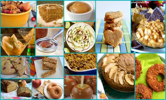 If you're a lover of desserts made with apples, you've hit the jackpot! There are over 175 gluten-free apple desserts here.