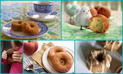 Gluten-Free Apple Doughnut Recipes from All Gluten-Free Desserts