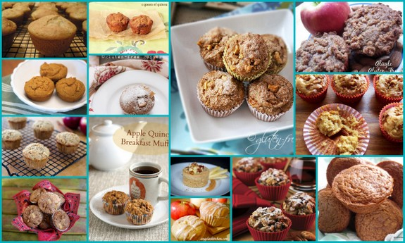 Gluten-Free Apple Muffin Recipes from All Gluten-Free Desserts