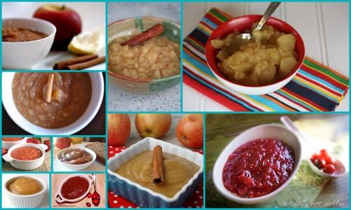Gluten-Free Applesauce Recipes Featured on All Gluten-Free Desserts