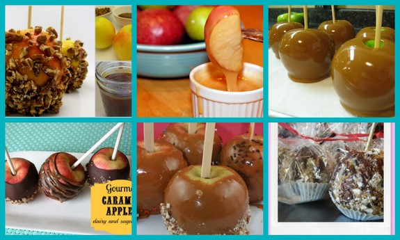 Gluten-Free Caramel Apple Recipes from All Gluten-Free Desserts
