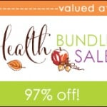 Amazing Harvest Your Health Bundle Sale for One Week Only
