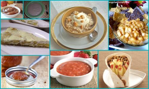More Gluten-Free Apple Desserts (Apple Butter, Dip, Flan, Fries, Puddings) from All Gluten-Free Desserts