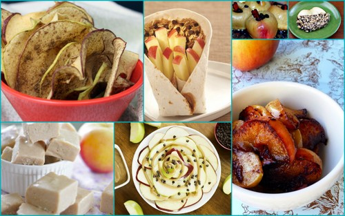 Some of the Gluten-Free Apple Recipes Featured on All Gluten-Free Desserts