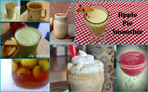 Some of the Gluten-Free Apple Specialty Drinks Featured on All Gluten-Free Desserts
