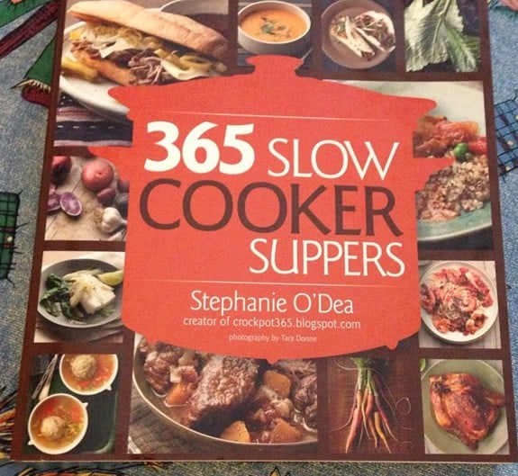 365 Slow Cooker Recipes, Stephanie O'Dea