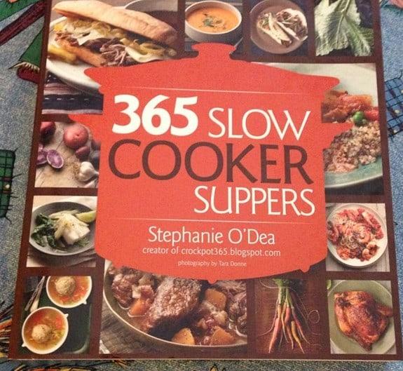 365 Slow Cooker Recipes, Stephanie O'Dea