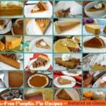 Gluten-Free Pumpkin Pie Recipes Roundup … Over 40 Recipes!