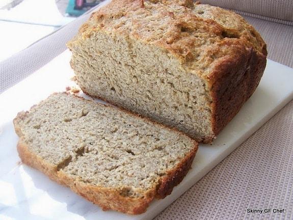 paleo yeast bread machine recipes