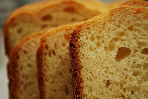 Easy Gluten-Free Bread Machine Loaf from Better Batter.